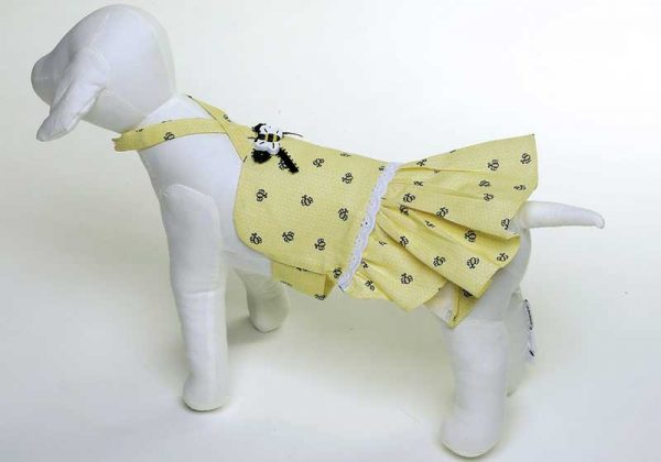 Picnic Dress with Bees
