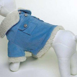 Corduroy Jacket - Blue