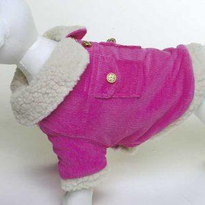 Corduroy Jacket - Pink