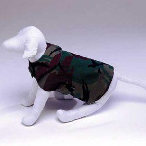 Reversible Camoflage Jacket