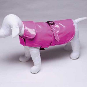 Pink Rain Slicker
