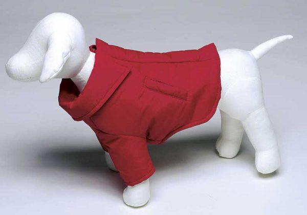 Red Nylon Jacket