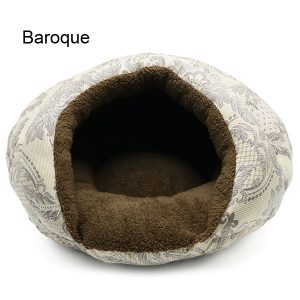 Burger Pet Bed - Baroque