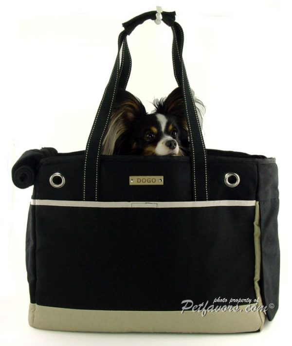 Casual Canvas Pet Tote