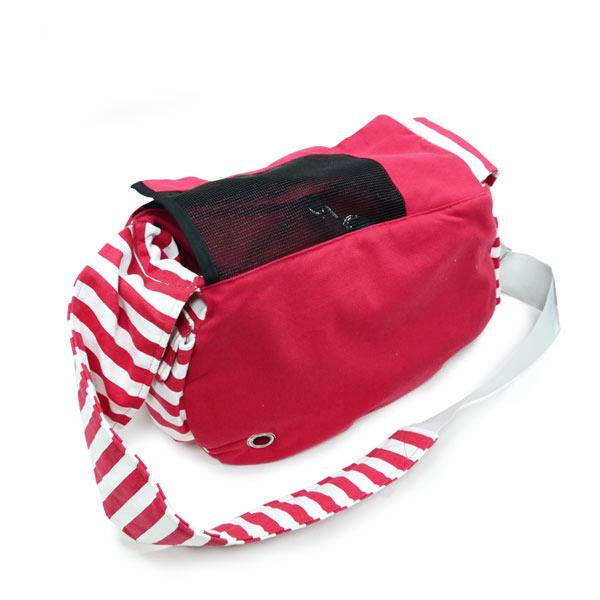 Soft Sling Pet Carrier - Red