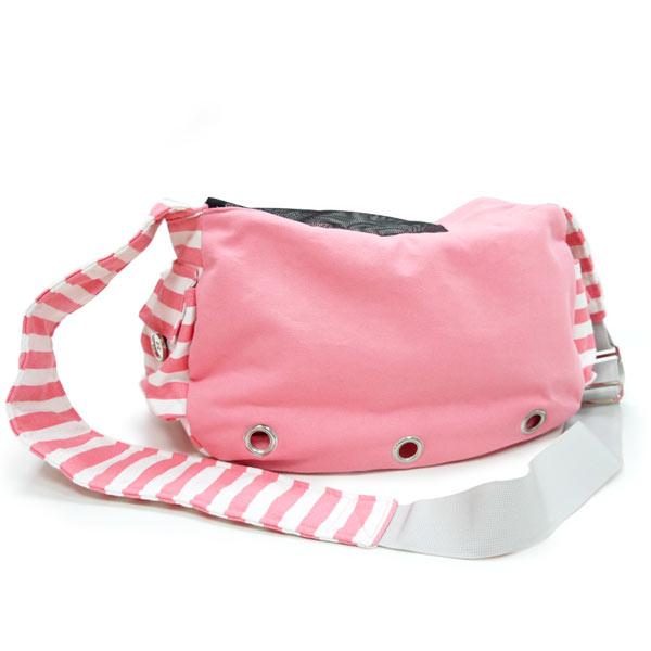 Soft Sling Pet Carrier - Pink