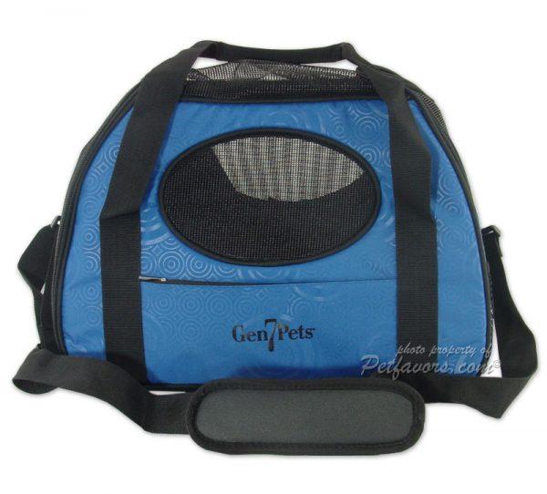 Carry-Me Pet Carrier - Blue