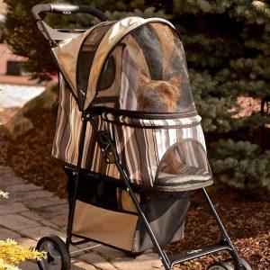 Pet Stroller - Sand