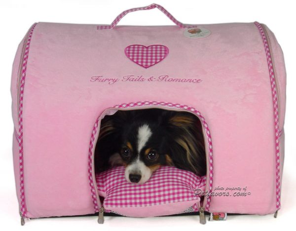 Furry Tails & Romance House - Pink