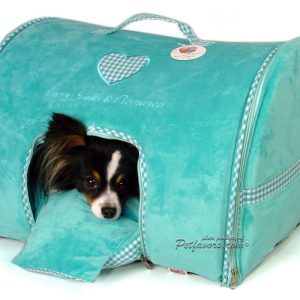 Furry Tails & Romance House - Teal
