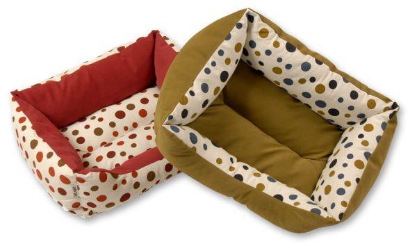 Polka Dot Pet Beds