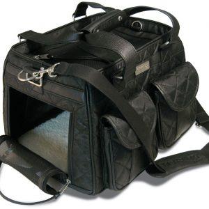 Mon Ami Pet Carrier - Black