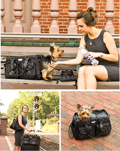 Mon Ami Pet Carrier