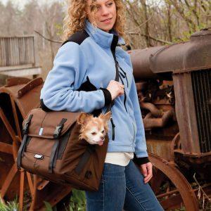 K9 Courier Pet Carrier