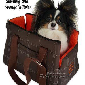 Padded Designer Pet Carrier