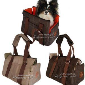 Padded Designer Pet Carriers