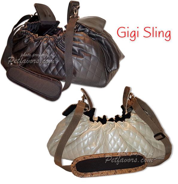 Petote Gigi Sling Pet Carrier