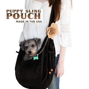 Rich Rhino Puppy Sling Pouch