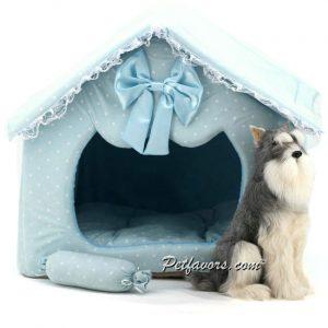 Polka Dot Dream House - Blue