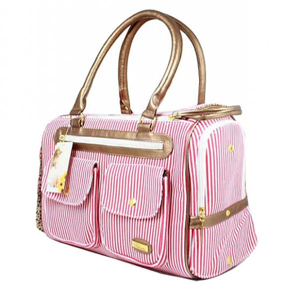 Jackie Pet Carrier - Red