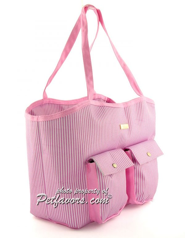 Shelby Pet Carrier - Pink