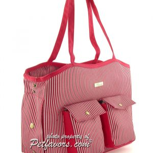 Shelby Pet Carrier - Red