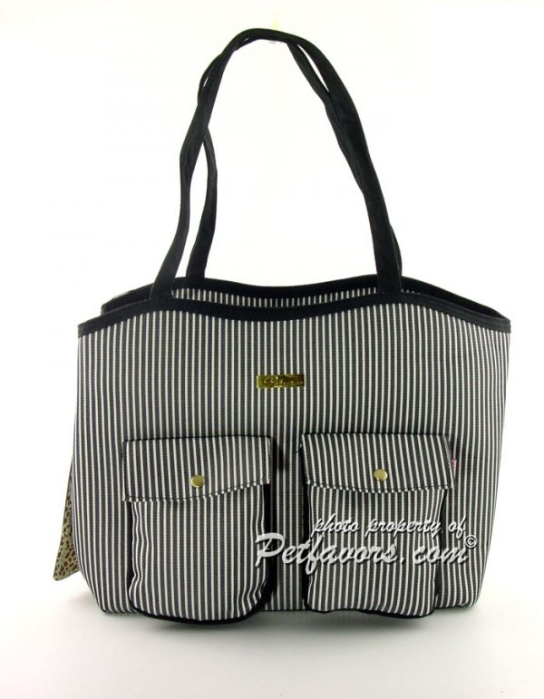 Shelby Pet Carrier - Black